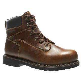 "Wolverine 6"" Brek Durashocks ST WP Brown"