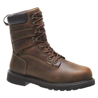 "Wolverine 8"" Brek Durashocks ST WP Brown"