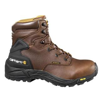 "Carhartt 6"" Blucher Work WP Brown Pebble"