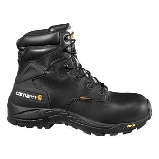 "Carhartt 6"" Blucher Work WP Black"