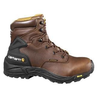 "Carhartt 6"" Blucher Work CT WP Brown Pebble"