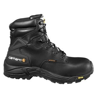 "Carhartt 6"" Blucher Work CT WP Black"
