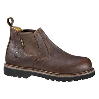 "Carhartt 4"" Romeo ST WP Dark Brown"