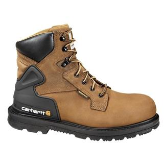 "Carhartt 6"" Work WP Bison Brown"