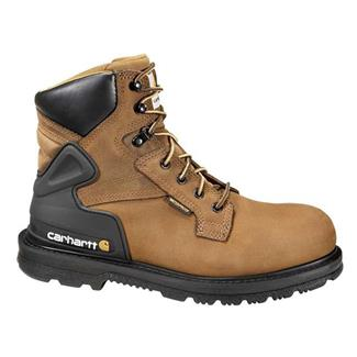 "Carhartt 6"" Work ST WP Bison Brown"
