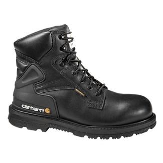 "Carhartt 6"" Work ST WP Black"