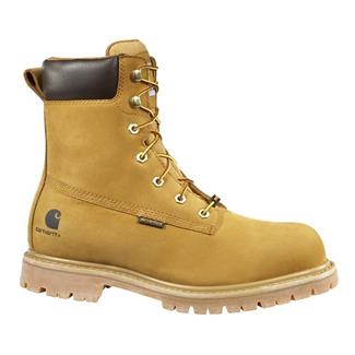 "Carhartt 8"" Wheat 400G WP Wheat"