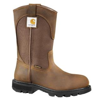 "Carhartt 11"" Wellington ST WP Bison Brown"