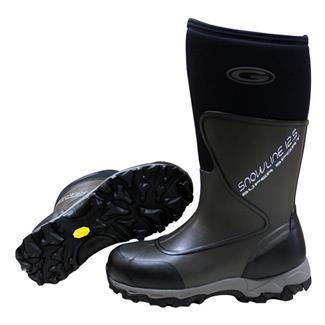 Grubs Snowline SuperSport 12.5 WP Charcoal / Black