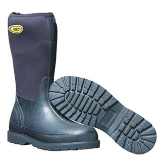 Grubs Worklite 5.0 Hi WP Black