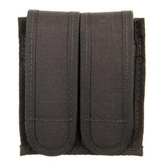 Blackhawk Sportster Universal Double Mag Case Black