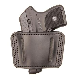 Blackhawk Sportster Leather Ambidextrous Belt Slide Holster Black