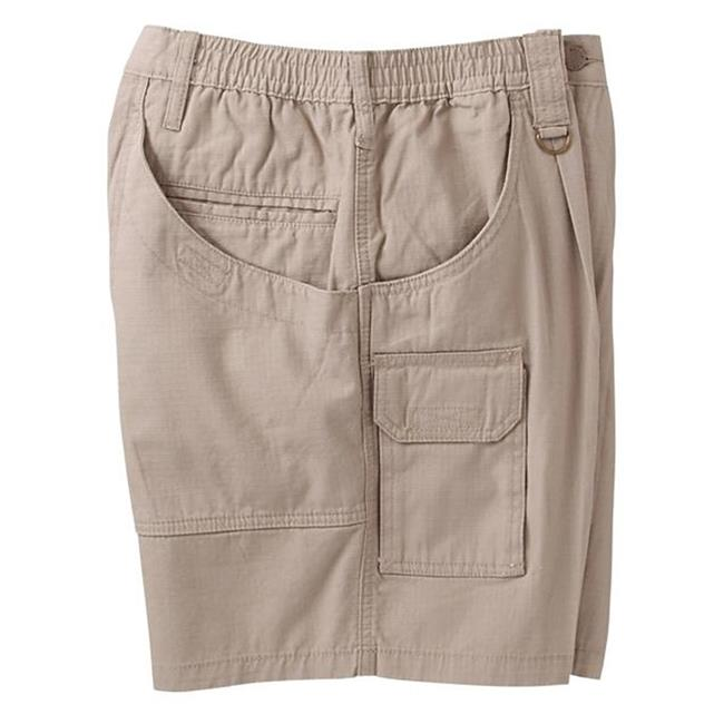 Woolrich Elite Lightweight Shorts Khaki
