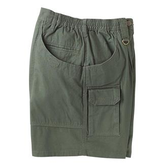 Woolrich Elite Lightweight Shorts OD Green