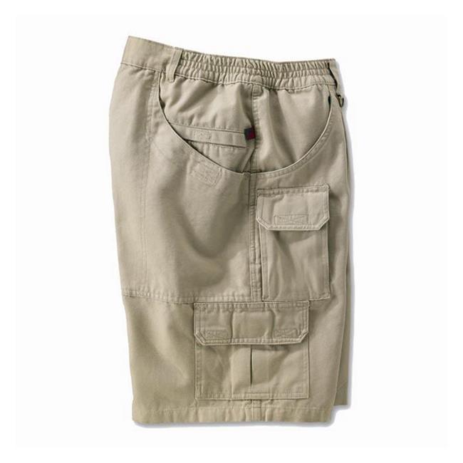 Woolrich Elite Shorts Khaki