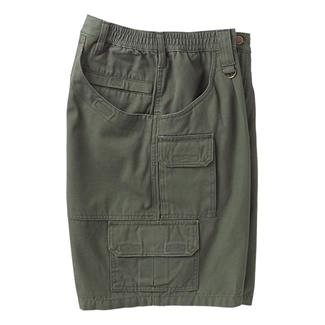 Woolrich Elite Shorts OD Green