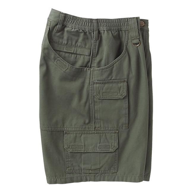 Woolrich Elite Shorts OD Green