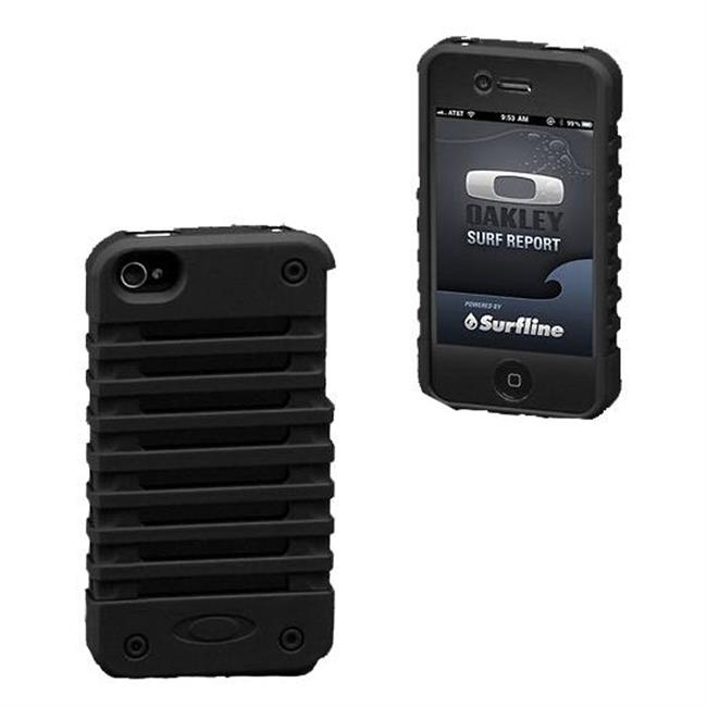 Oakley O-Matter Case For iPhone Black