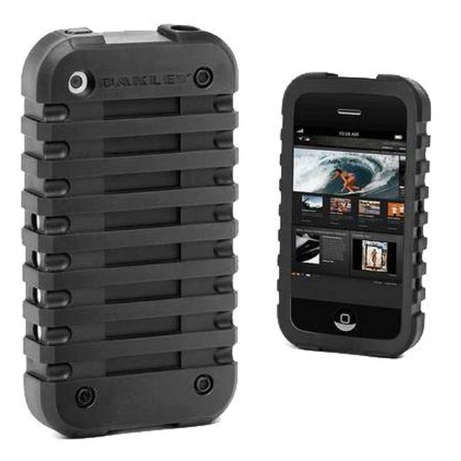 Oakley Unobtainium Case For iPhone Black