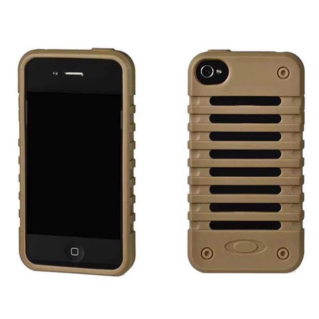 Oakley Unobtainium Case For iPhone Coyote