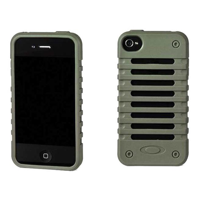 Oakley Unobtainium Case For iPhone Foliage Green