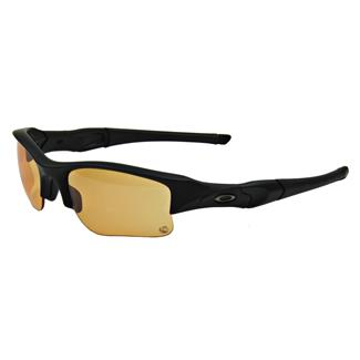 Oakley SI Flak Jacket XLJ Transition Persimmon Gray Matte Black