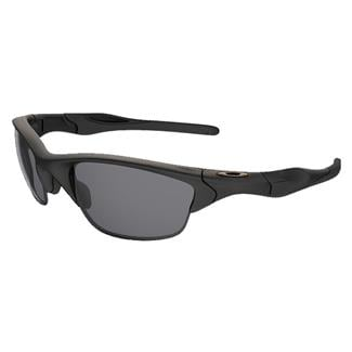Oakley SI Half Jacket 2.0 Matte Black Gray