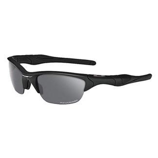 Oakley SI Half Jacket 2.0 Matte Black Gray Polarized
