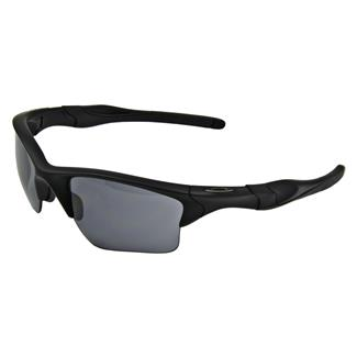 Oakley SI Half Jacket 2.0 XL Matte Black Gray Polarized