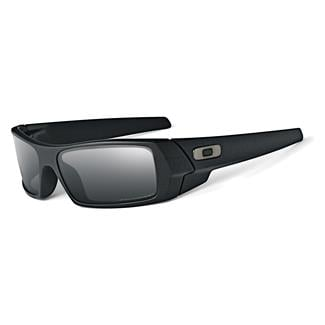 Oakley SI Gascan Matte Black Gray Polarized