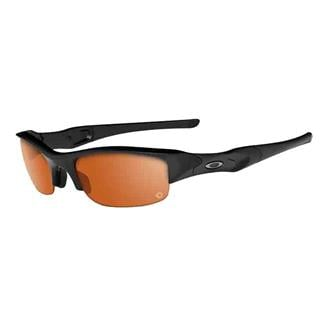 Oakley SI Transition SOLFX Flak Jacket Persimmon Gray Matte Black