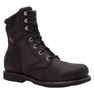 "Harley Davidson Footwear 8"" Darnel Black"