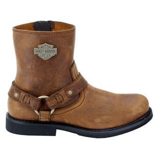 "Harley Davidson Footwear 7"" Scout Brown"