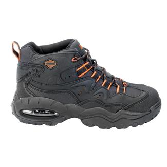 "Harley Davidson Footwear 4"" Crossroads II Black"