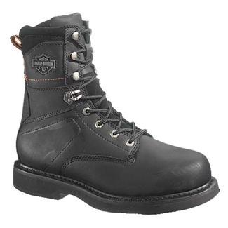 "Harley Davidson Footwear 7.5"" John ST Black"