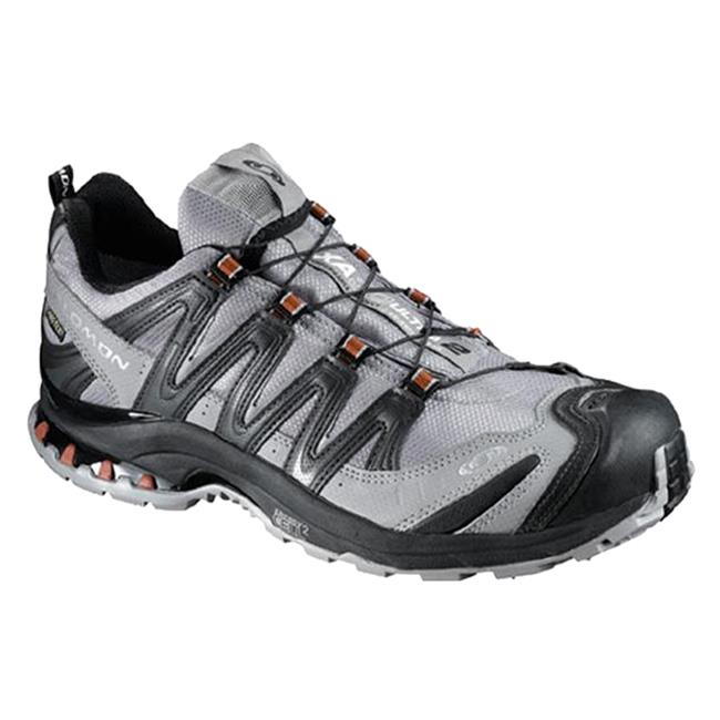 Salomon XA Pro 3D Ultra 2 GTX Pewter / Black / Deep Red