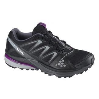 Salomon XR Crossmax Neutral Black / Dark Cloud / Very Purple