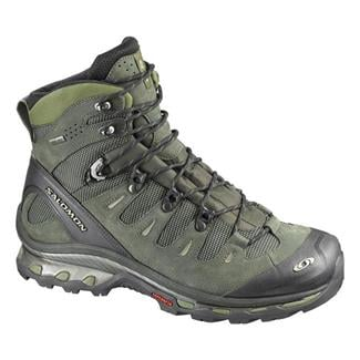 Salomon Quest 4D GTX Olive / Dark Olive / Black