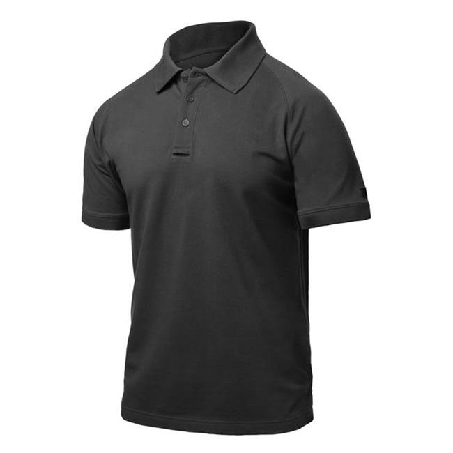 Blackhawk Warrior Wear Cotton Polos Black