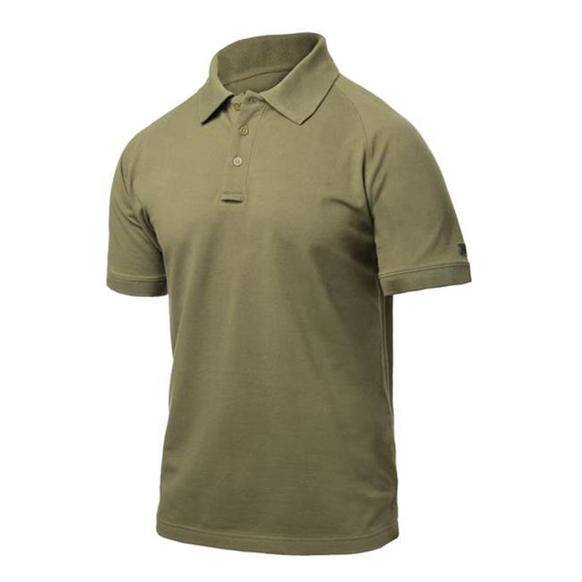 Blackhawk Warrior Wear Cotton Polos Hunter Green