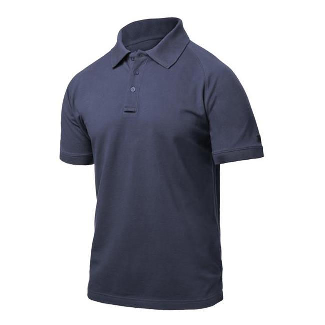 Blackhawk Warrior Wear Cotton Polos Navy