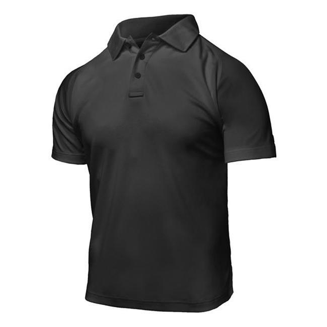 Blackhawk Warrior Wear Performance Polos Black
