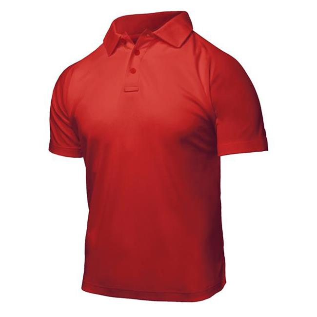 Blackhawk Warrior Wear Performance Polos Range Red