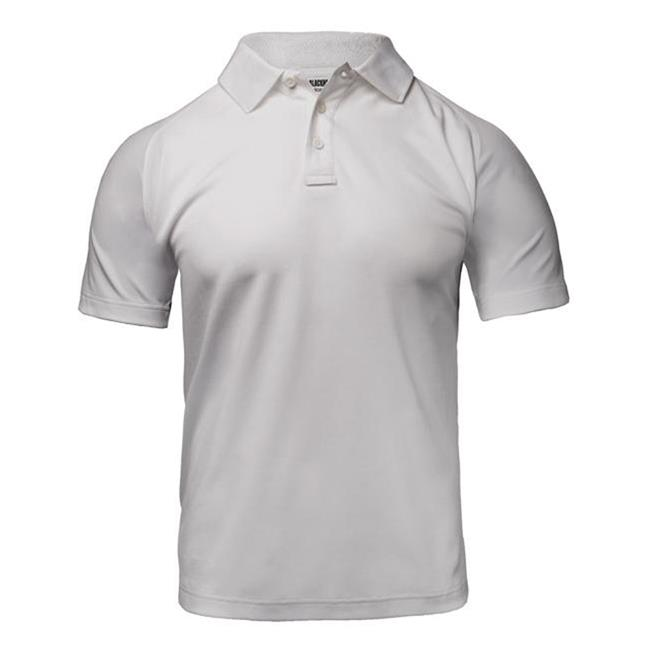 Blackhawk Warrior Wear Performance Polos White