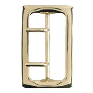 Gould & Goodrich E-Z Slide Duty Belt Buckle Brass