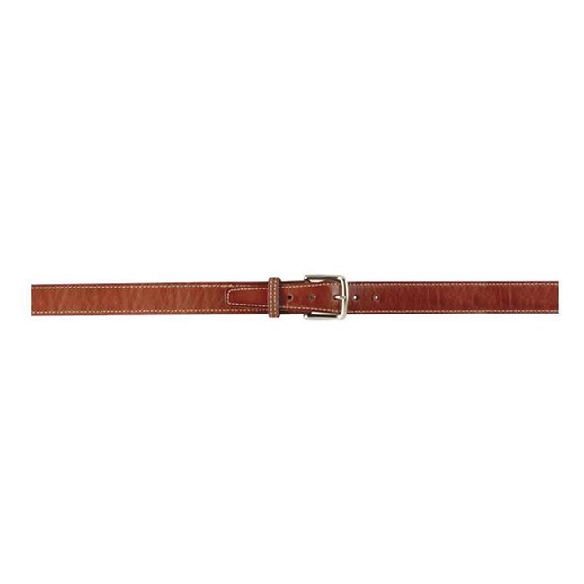 "Gould & Goodrich 1.25"" Shooters Belt Chestnut Brown"