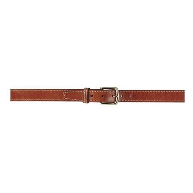 "Gould & Goodrich 1.5"" Shooters Belt Chestnut Brown"