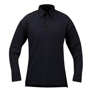 Propper Long Sleeve ICE Performance Polos LAPD Navy