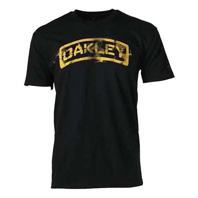 Oakley Tab Tee Black