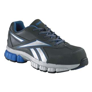 Reebok Leather Ketia CT Dark Grey / Blue